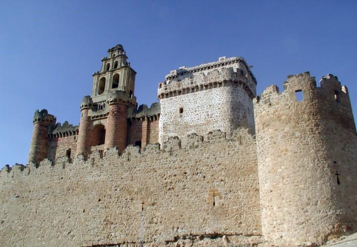 Arquitectos técnicos Segovia, restauración Castillo de Turégano. 1