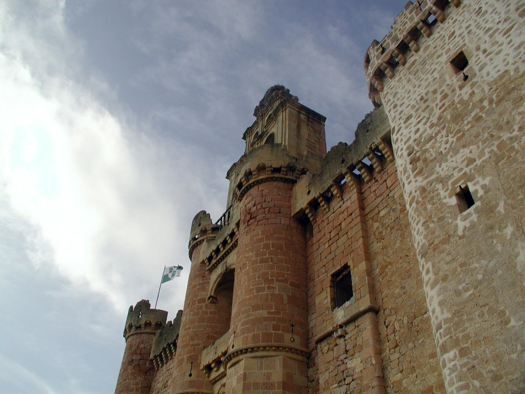 Restauraci n del castillo de tur gano estudio arquitectura segovia - Arquitectos en segovia ...