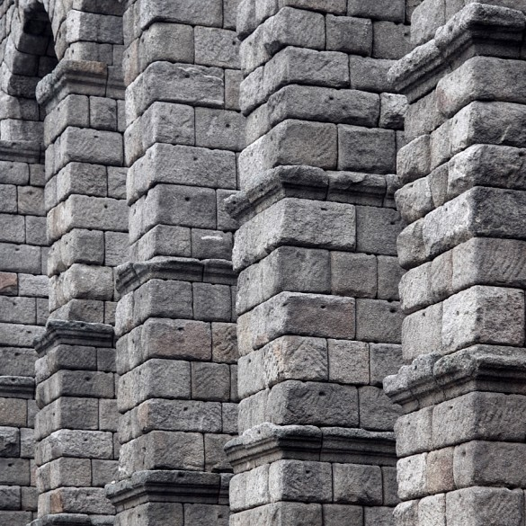 Arquitectos técnicos Segovia, silencioarquitectos, Acueducto de Segovia