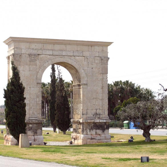 Arquitectos técnicos Segovia, silencioarquitectos, Restauración del Arco de Bará
