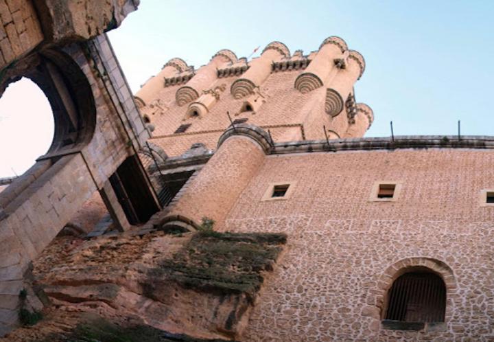 Arquitectos Segovia, Segovia subterránea